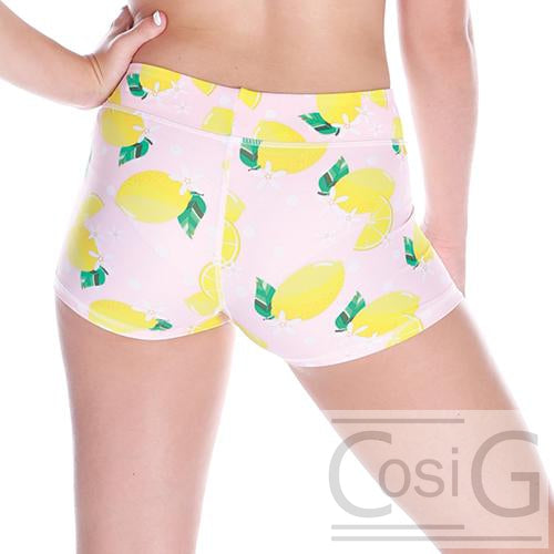Girls Lemon Sugar Hotpants