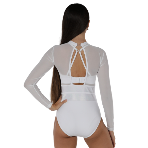 Girls Survivor Leotard