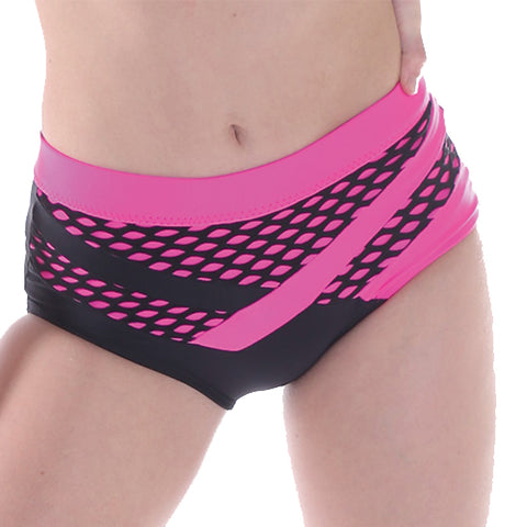 Girls Tic Tac Big Hole Boy Leg Undie