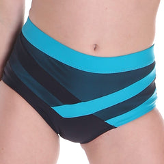 Girls Tic Tac Mesh Boy Leg Undie