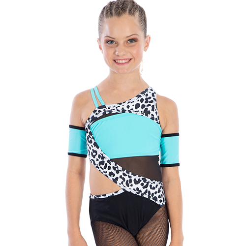 Girls Wild Child Leotard