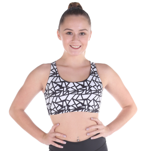 Ladies Absolute Crop Top