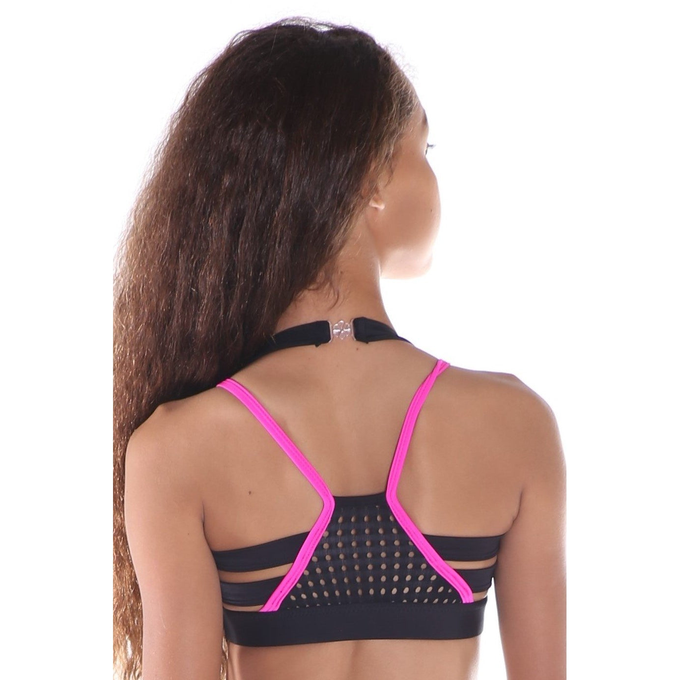 Ladies Acute Crop Top-CROPS-Cosi G Studiowear
