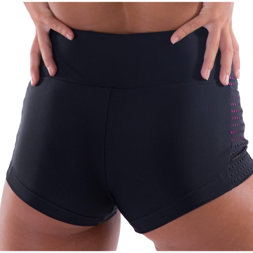 Girls Checkmate Hot Pant
