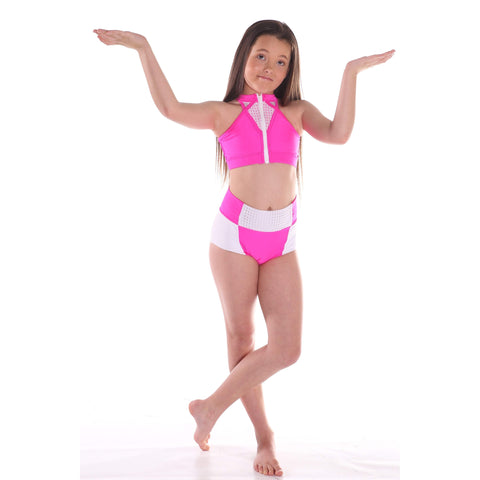 Girls Crosses Boy Leg Undie-Cosi G Studiowear