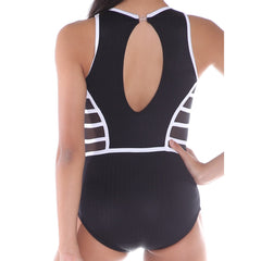 Ladies Demi Leotard-LEOTARDS-Cosi G Studiowear