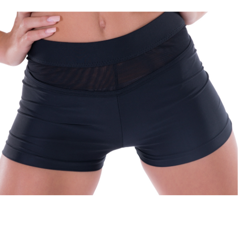 Girls Element High Waisted Hot Pant