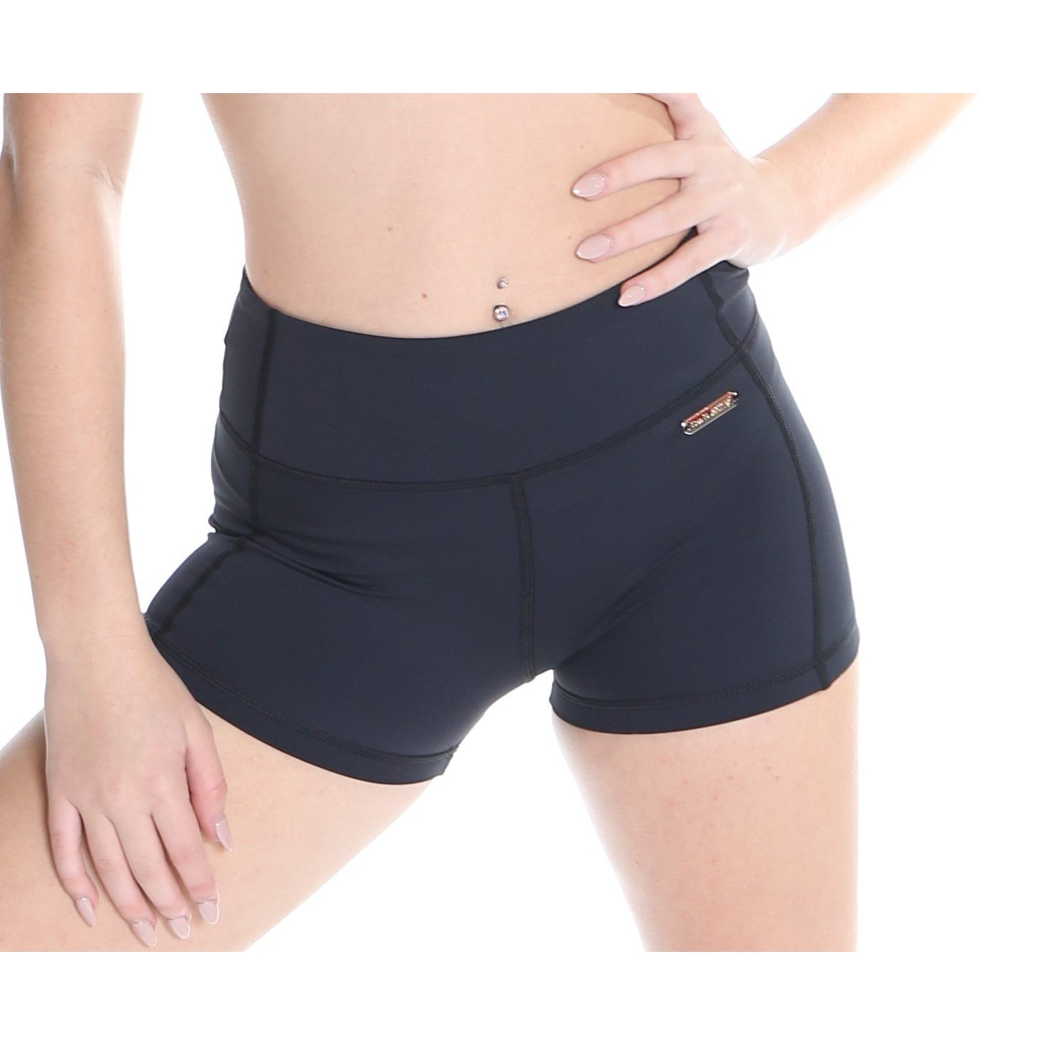Ladies Essential Hot Pant-HOT PANTS-Cosi G Studiowear