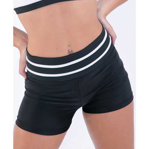 Ladies Stylin Hot Pant-HOT PANTS-Cosi G Studiowear