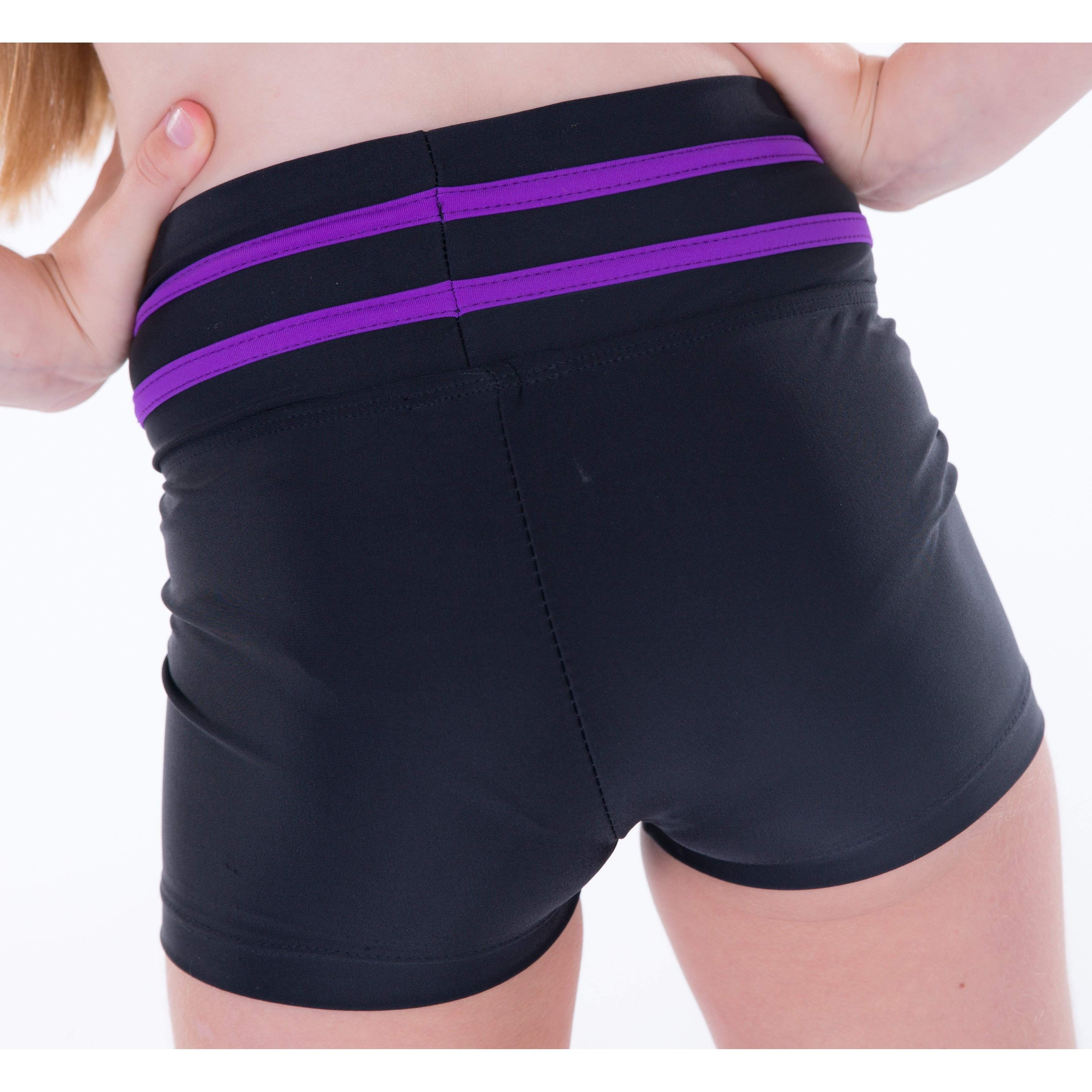 Girls Stylin Hot Pant-Cosi G Studiowear