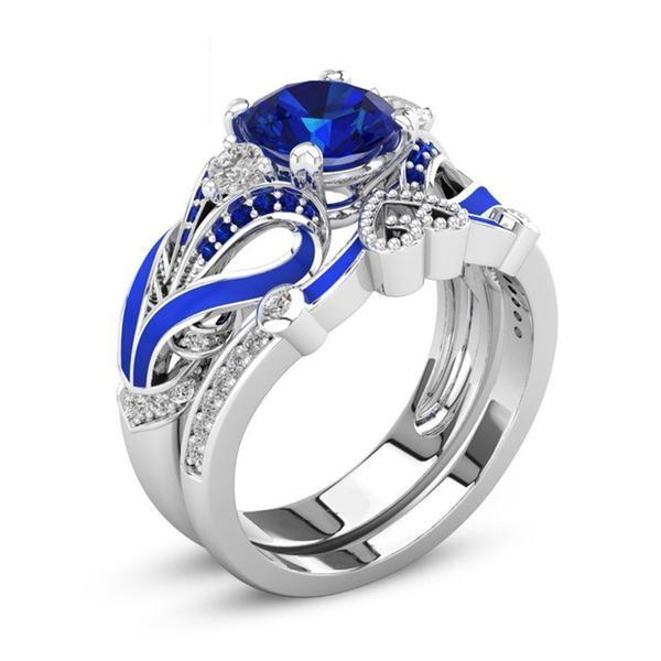 Royal Blue Sapphire September Birthstone