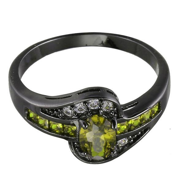 Lithe Jewel Peridot August Birthstone