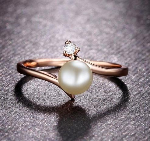 Diamond Brillance Pearl June Birthstone