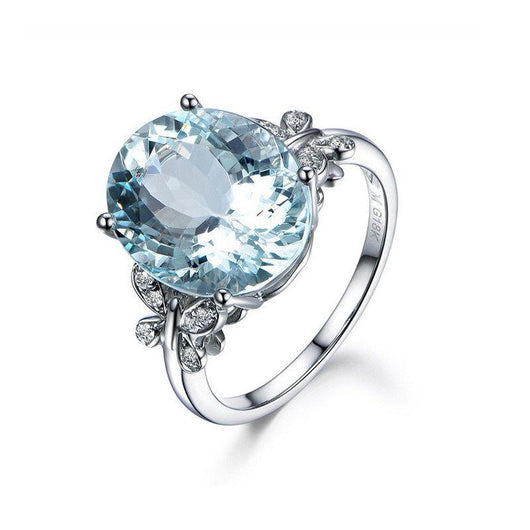 Pure Clarity Aquamarine March Birthstone