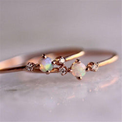 Effortless Grandeur Opal October Birthstone