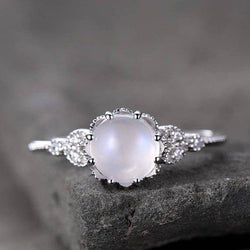 Avante Garde Moonstone June Birthstone