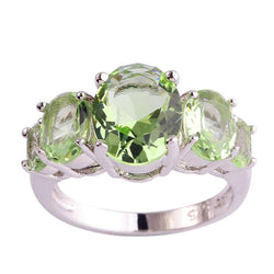 Five Elements Peridot August Birthstone