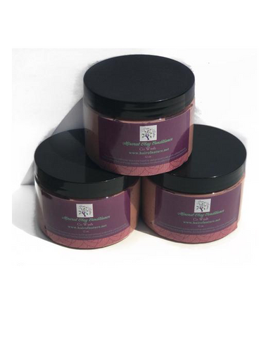 Mineral Clay Conditioner 4oz