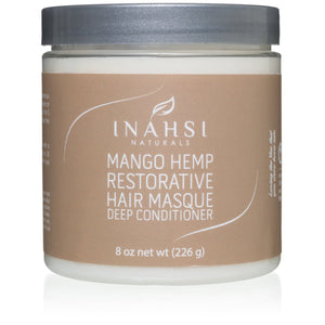 MANGO HEMP RESTORATIVE DEEP CONDITIONER (Prebooking Arriving in 21 days)