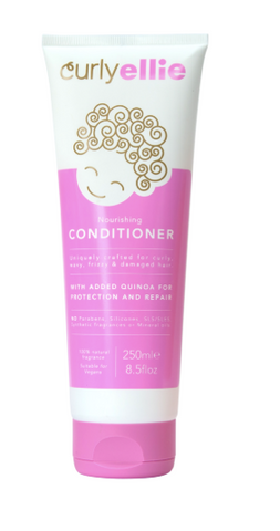CurlyEllie Nourishing Conditioner (Prebooking arriving in 15*days)