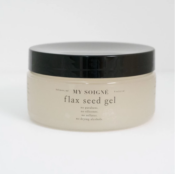 My Soigne Flaxseed Gel, 8oz