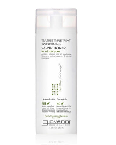 TEA TREE TRIPLE TREAT™ INVIGORATING CONDITIONER