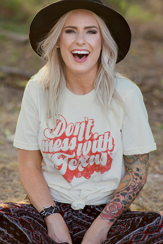 DON'T MESS WITH TEXAS® T-SHIRT 1