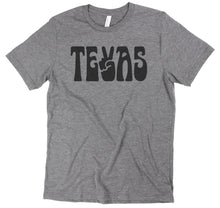 PEACE TEXAS T-SHIRT | GREY