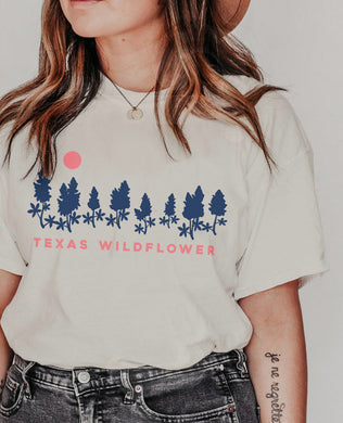 TEXAS WILDFLOWER T-SHIRT