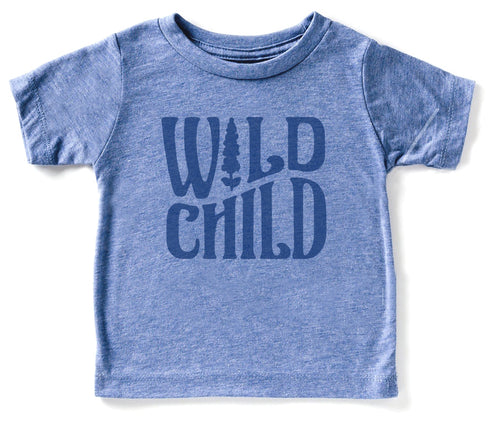 wild child texas t-shirt, wild tee, toddler wild bluebonnet shirt