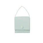 DUMBO Mint Leather Top Handle