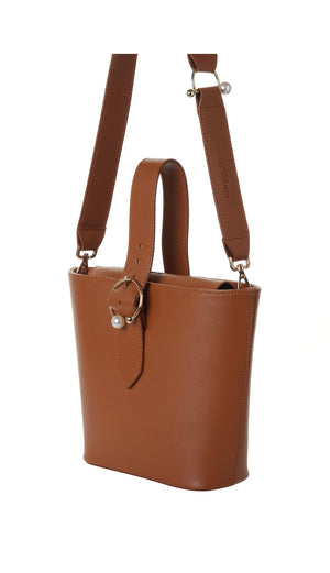 GROOVY Leather Handbag