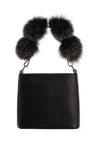 BUBBLE  Handbag/Cross Body Black