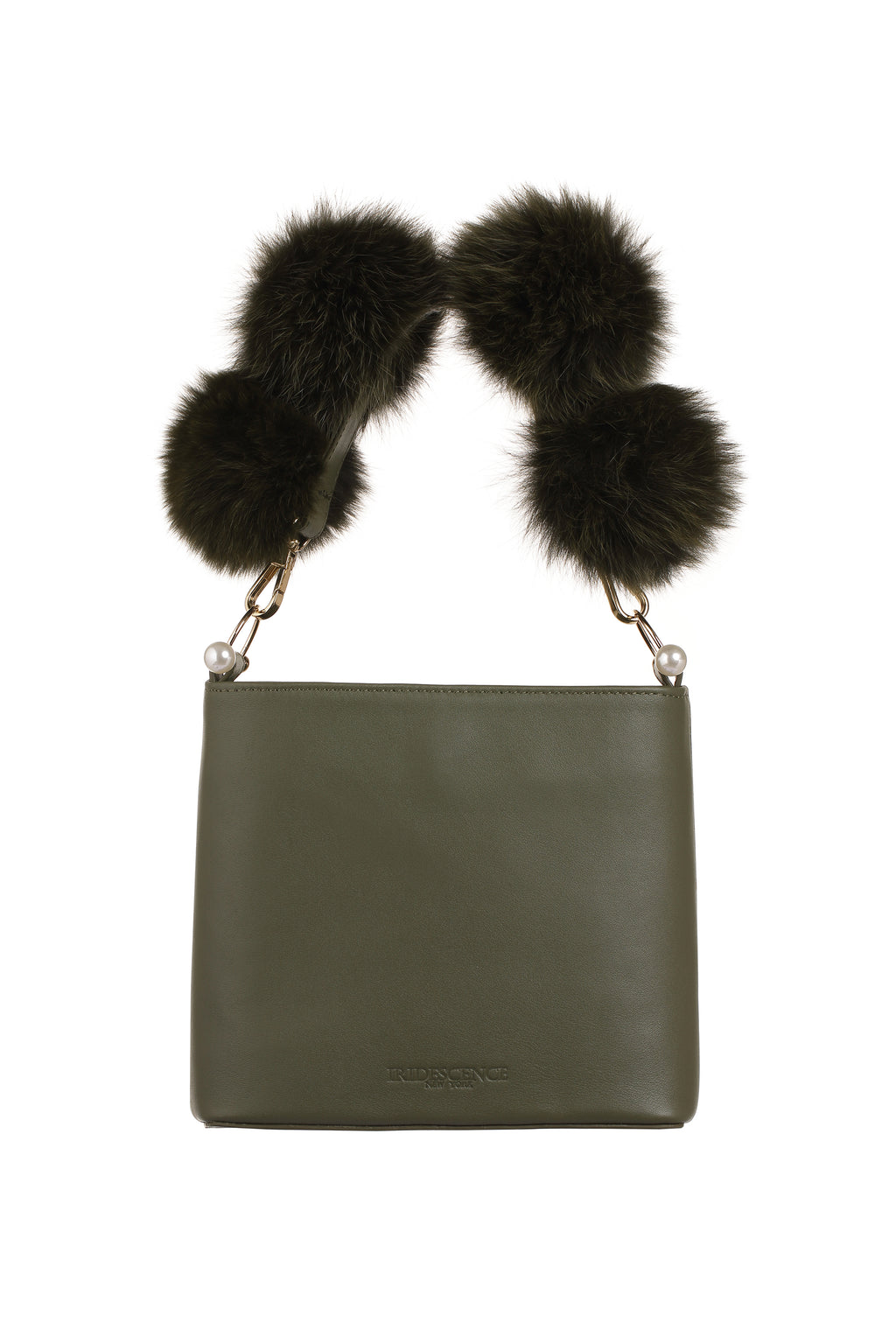 BUBBLE  Handbag/Cross Body Olive
