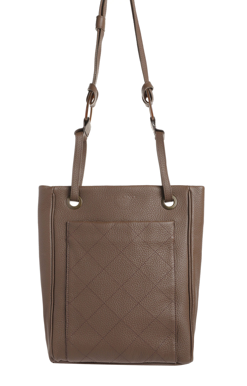 Baobab Walnut Leather bag