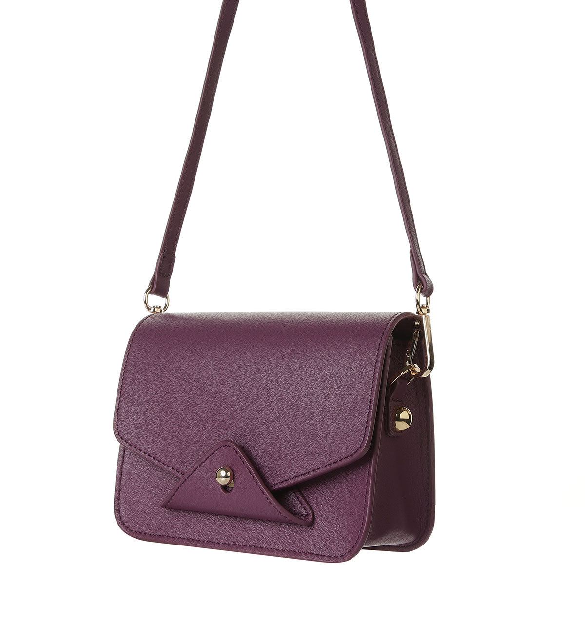 FIDI Aster Leather Crossbody