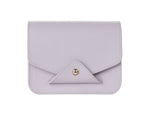FIDI Lavender Leather Crossbody