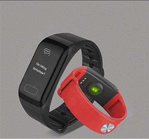 Fitness Tracker Smart Wristband Watch