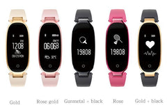 Women's Sleek Fitness Tracker