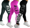 Image of #Lift #Squat Statement Leggings