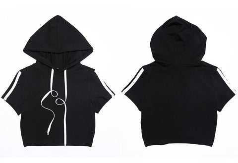 Women's Track Suit With Hood