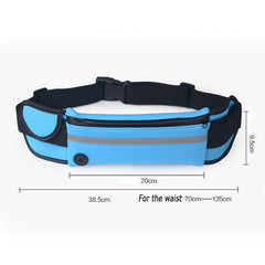 Waterproof Running Waist Bag