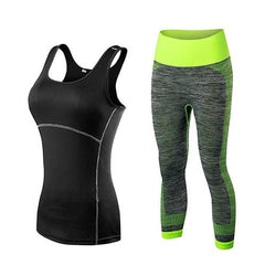 Tights Sports Women's Fitness Set