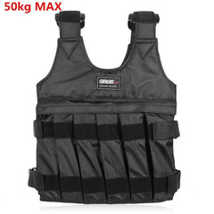 Weighted Vest For Boxing Training