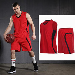 Basketball Training Jersey Set