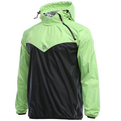 Hot Sweat Running Jacket With Hoodie