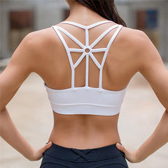 Removable Padded Cups Sports Bra