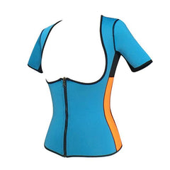 Enhancing Waist Thermal Vest Plus Size