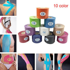 first-aid-bandage-muscle-support-kinesiology-tape-charming-self-fashionable-fitness-collections-trendy-stylish-affordable-sporty-product-free-shipping