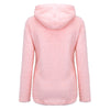 Image of Cute Cat Warm Fuzzy Hoodie